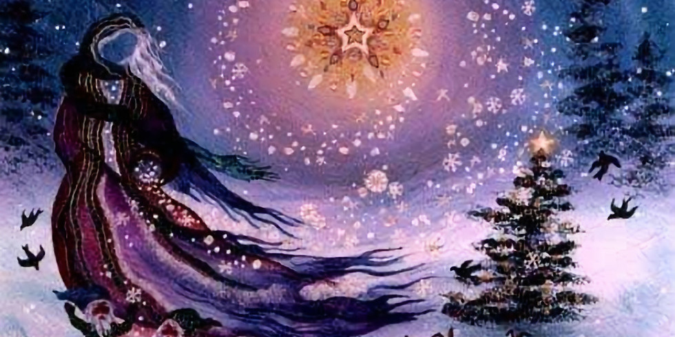 Winter Solstice Guided Journey & Divination