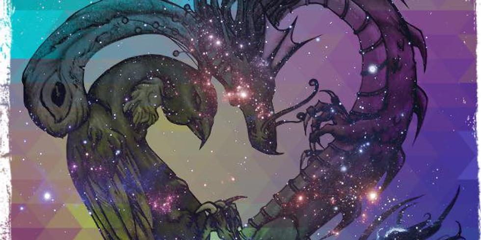 Dragon & Phoenix Celestial Full Moon w/Tristan & Shannon
