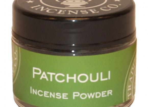 Patchouli Incense 20gr Jar