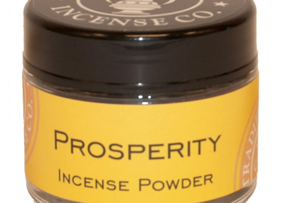 Prosperity Incense 20gr Jar