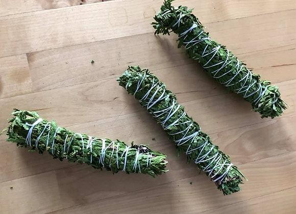 "Smudge Stick 6"" - Cedar"