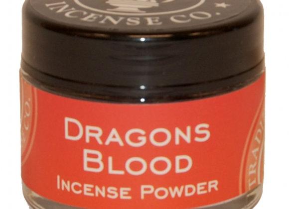 Dragons Blood Incense 20gr Jar