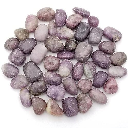 Lepidolite (Tumbled)