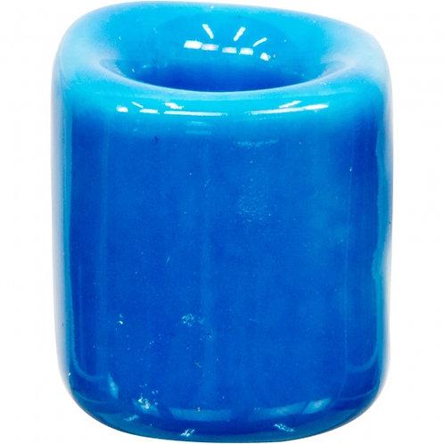 Mini Ritual Candle Holder - Light Blue