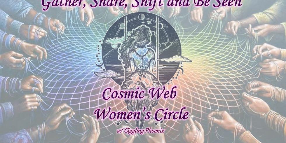 Cosmic Web Women's Circle