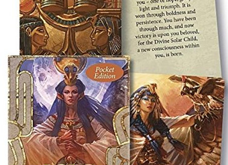 Isis Oracle Cards (Pocket Edition)