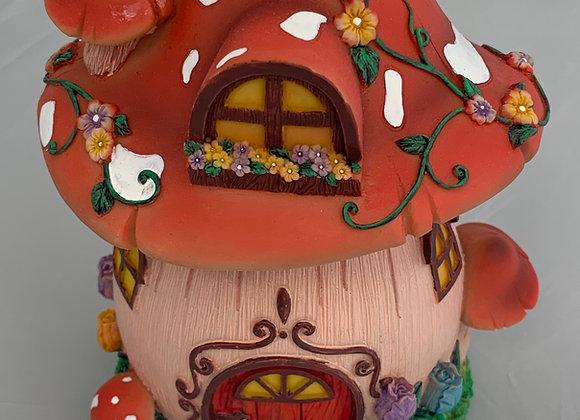 Mushroom Fairy Cottage