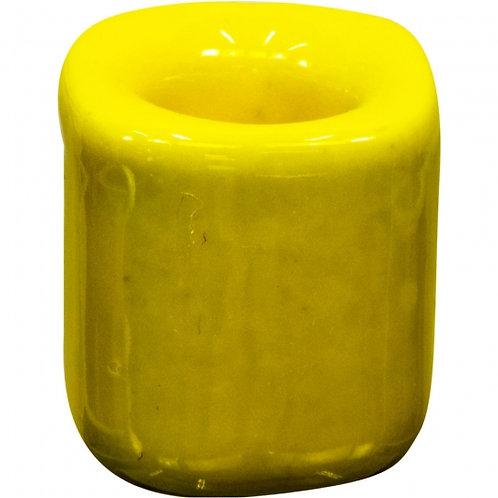 Mini Ritual Candle Holder - Yellow