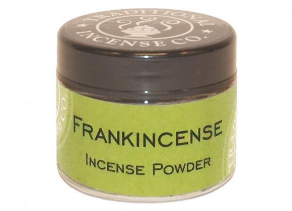 Frankincense Incense 20gr Jar