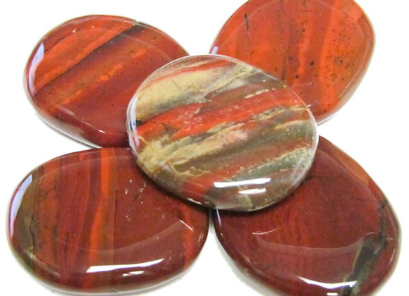 Earth Stones - Jasper, Brecciated