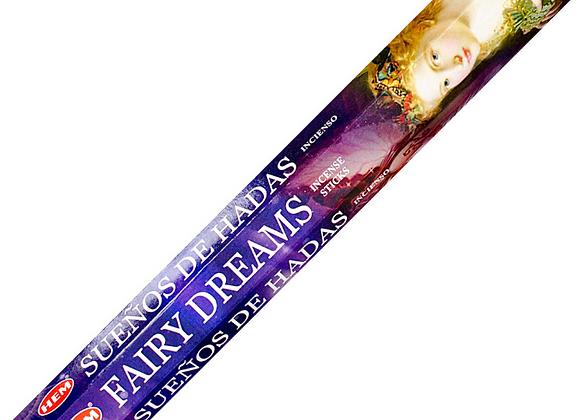 HEM - Hexagonal Incense Fairy Dreams