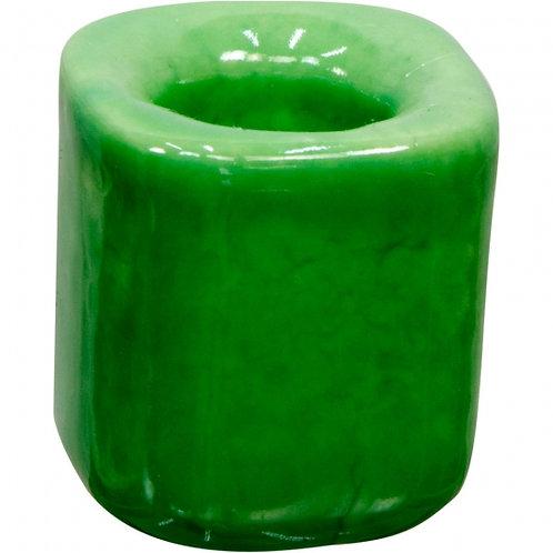 Mini Ritual Candle Holder - Light Green