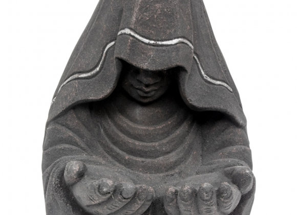 Volcanic Wizard Statue