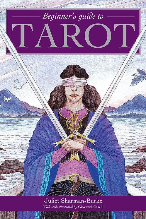 Beginner's Guide to Tarot Deck Set