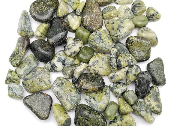 Jade, Nephrite (Tumbled)