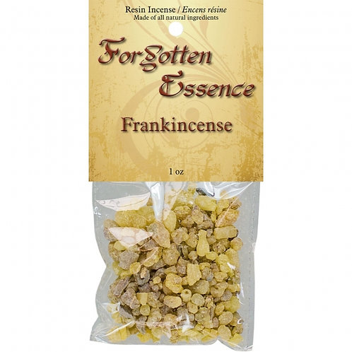 Resin - Frankincense 1oz Bag