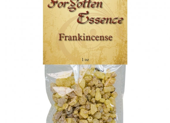 Resin - Frankincense 1oz Bag