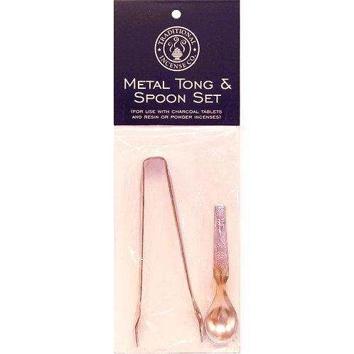 Incense - Tong &Spoon