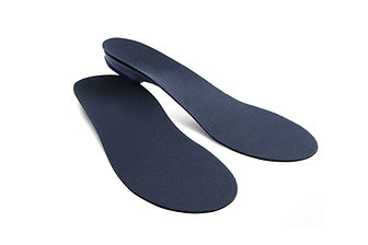 Medical insoles. Isolated orthopedic ins