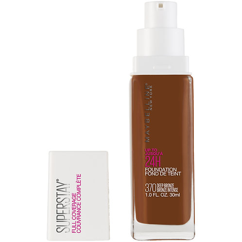 Deep Bronze Maybelline Superstay Foundation