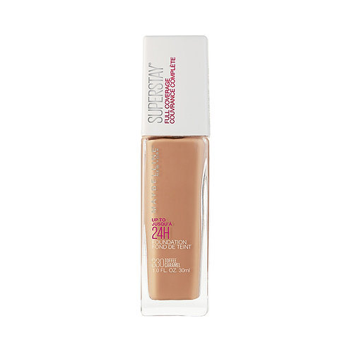 Toffee Caramel  Maybelline Superstay Foundation