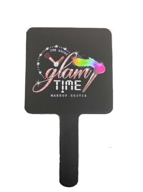 It's About Glam Time - Mini Mirror