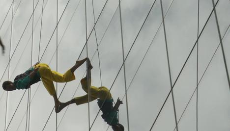 Wall Dancers