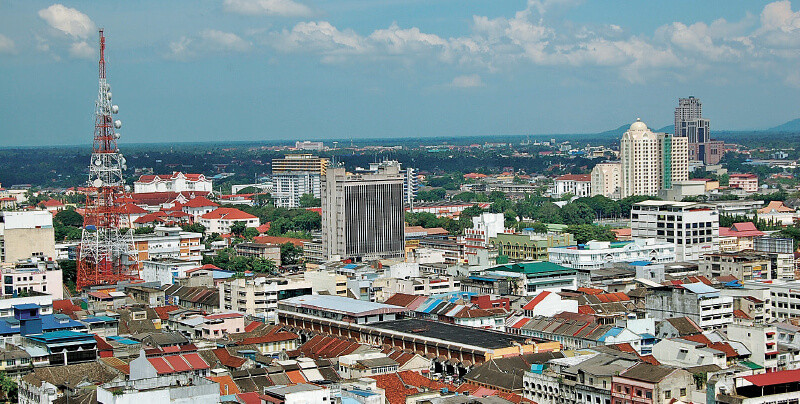 Kota Baru in Kelantan ... the ECRL is touted as a game changer for Malaysia, particullarly for the esat coast of the peninsula