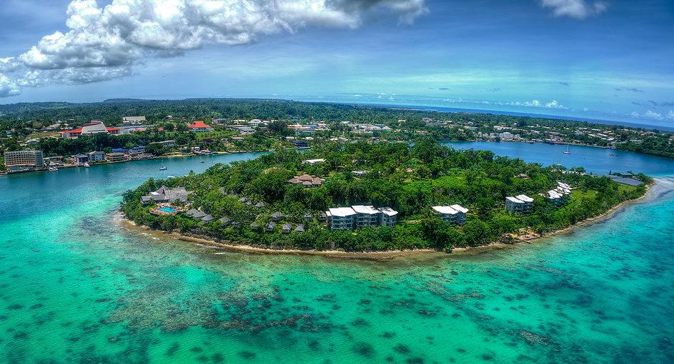 Iririki-Island-harbour-Port-Vila-Vanuatu