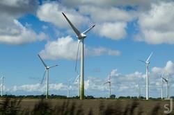 Windpark, Norddeutschland