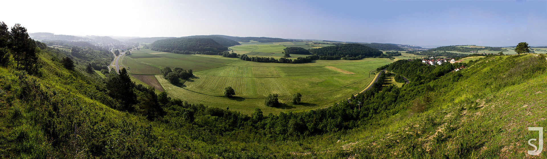 Saalewiesen bei Heustreu