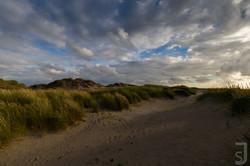 Strandlandschaft (hell), Sankt Peter-Ording, Nordsee