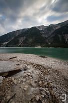 Reißender Wildbach am Achensee
