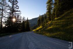 Sonnenuntergang_Oberst_Klinke_Hütte,_Österreich