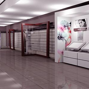 Kolonna cosmetic store Latvia