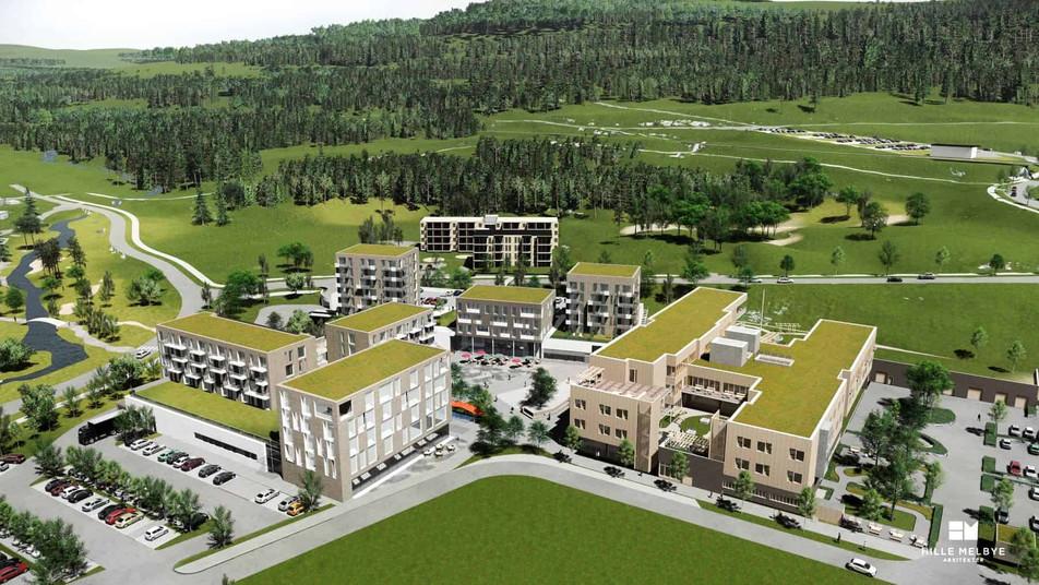 Lunner health center Norway 2019 5.jpg