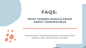 FAQs: What Women Need to Know About Coronavirus