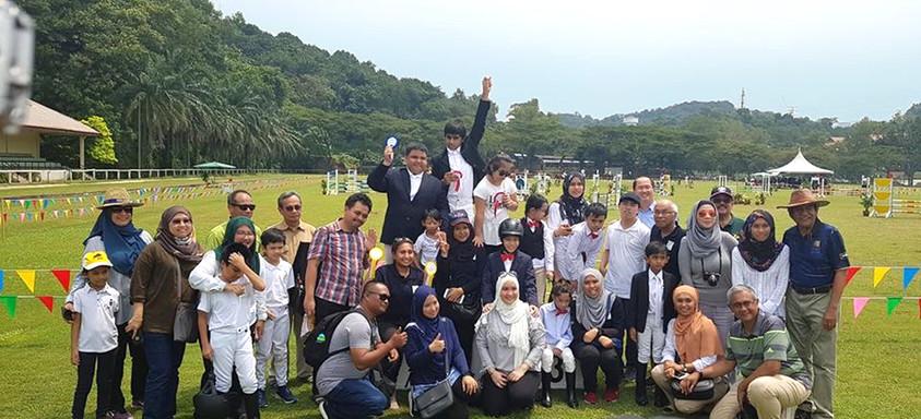 Bukit Kiara HorseShow 2019