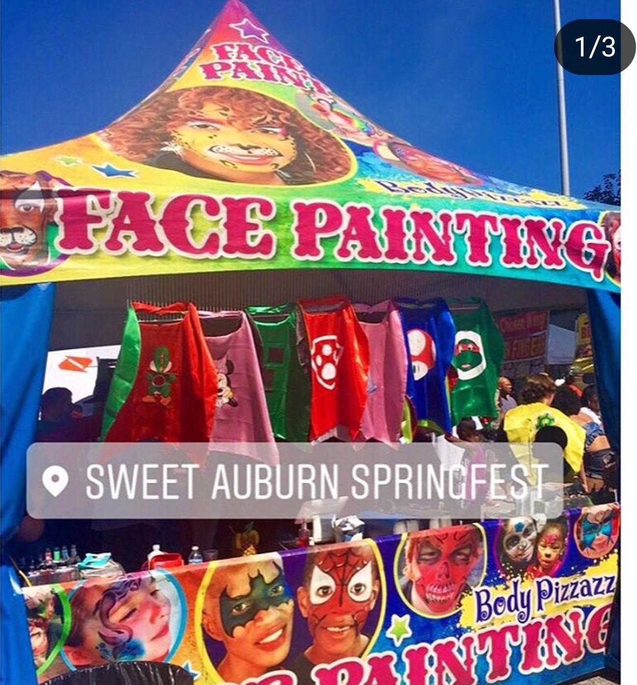 Sweet Auburn Festival 2020 Sweet Auburn Springfest