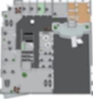B13.A3.SAJAFLEX - Etasje 2 - 3D Floor Pl