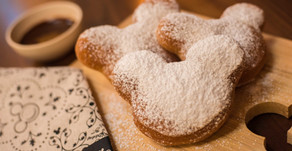 Que tal preparar bolinhos famosos nos parques Disney?