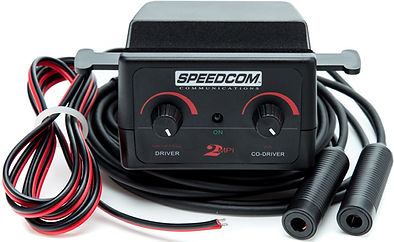 Speedcom Intercom Driver School Coach