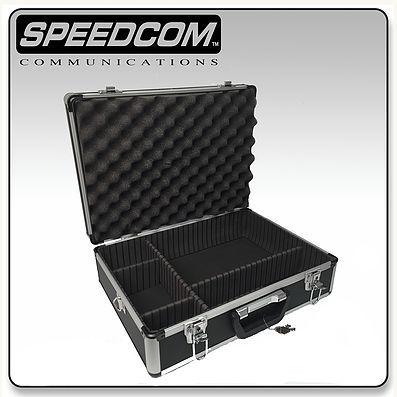 Racing radios radio equipment briefcase tough strong organize headset
