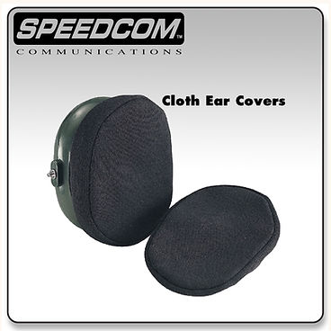 foam gel ear seal covers cloth protector hearing racing race car replacement
