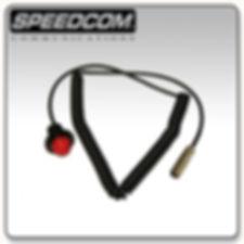 Hole mount push to talk PTT switch racing radios car communication imsa nascar
