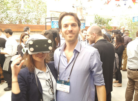 Presented StreetWize VR at Europe Days conference