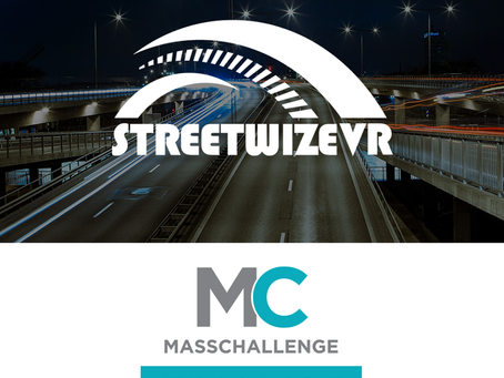 StreetWize Simulations accepted to Mass Challenge accelerator