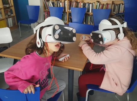 Our first VR classes are a huge success