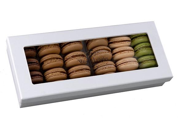"""Le """"Authentique""""/ 24 Macarons"""
