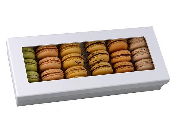 """Le """"Sur-Mesure"""" / 24 Macarons personnalisables"""